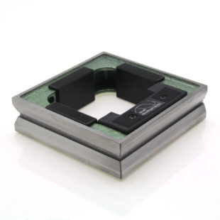 132201 – Frame level 100mm square, sensitivity 0.1mm/m