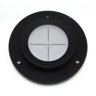 5229/1 – Circular level, heavy duty, Ø100mm, cross lines