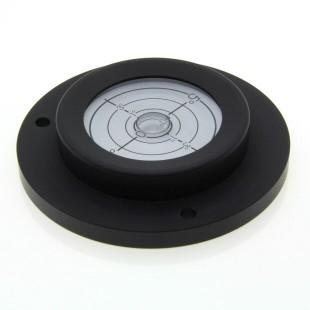 5229/4 – Circular level, heavy duty, Ø100mm, range 0-5°