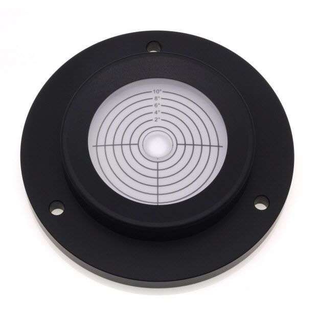 5229/5 – Circular level, heavy duty, Ø100mm, measurment range ±10°