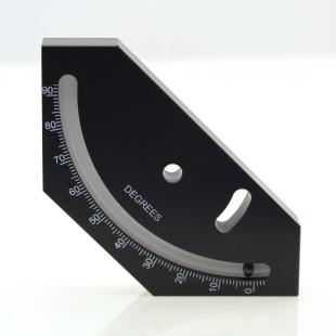 5710/1 – Ball inclinometer, 0-90 degrees, 70x70x10mm