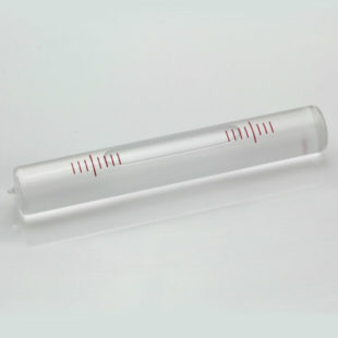 5955/101 – Ground vial, Ø15 x 96mm, sensitivity 0.01mm/m