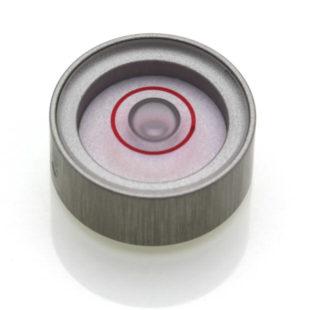 5732/1 - Glas-Dosenlibelle, Ø 15 mm x 7 mm, Ref. 321-70691-01
