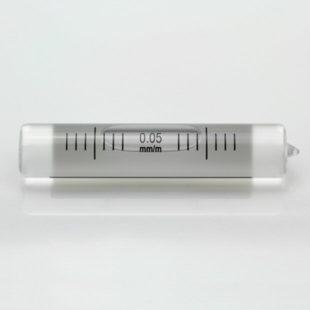 5895/101 - Dosenlibelle, 58 x 12 mm, Empf. 0,05 mm/m