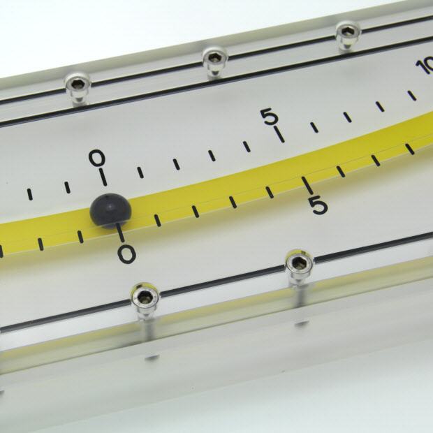 6066/1 – Subsea Single Axis Ball Inclinometer, ±10°
