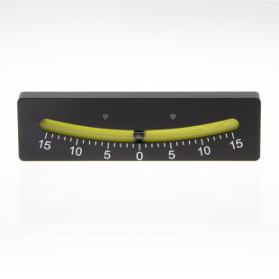 6130/1 – Ball inclinometer, 180x50mm, ±15°