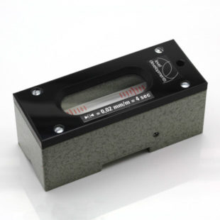 61R-0.02-100 – Engineers level, 100mm long, sens. 0.02mm/m