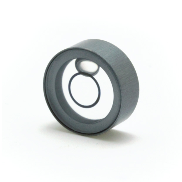 6287/1 – Circular vial, Ø11mm x 4.4, transparent, 100'/2mm