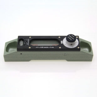 65-0.01-300 – Precison Micrometer Level, 300mm long, sens. 0.01mm/m