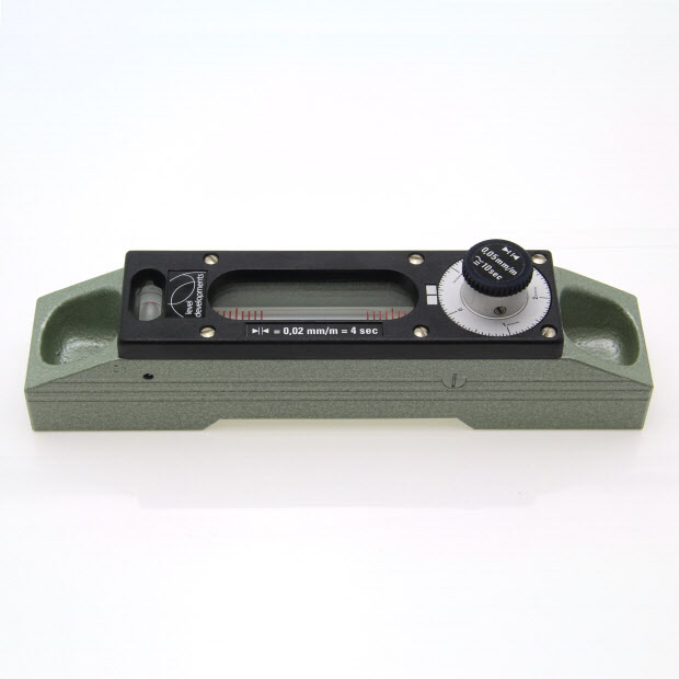65-0.02-300 – Precison Micrometer Level, 300mm long, sens. 0.02mm/m