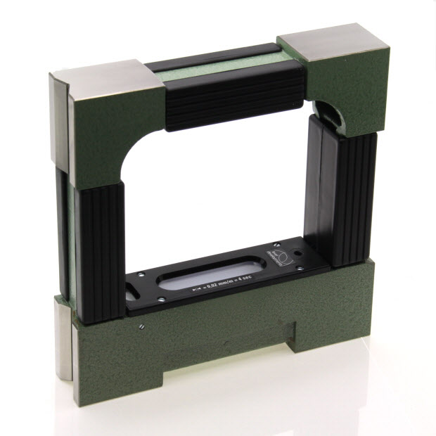 67MR-0.01-200 – Magnetic Frame Level, 200x200mm long, sens. 0.01mm/m