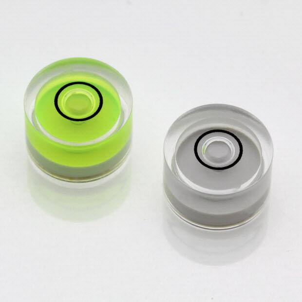 AV10G - Plastic Circular Vial