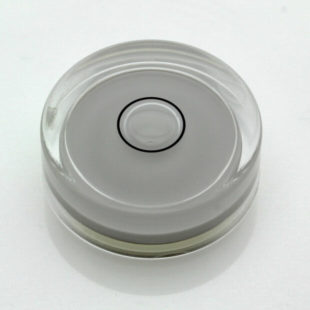 AV30 – Plastic circular vial, Ø30x10mm, Clear, 37'/2mm