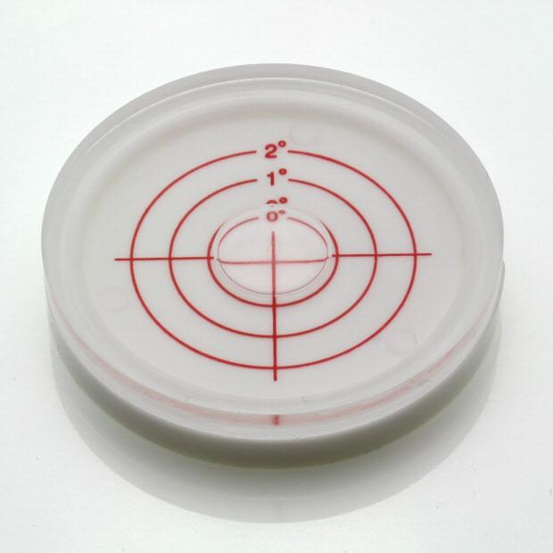 AV60/2 - Plastic Circular Vial