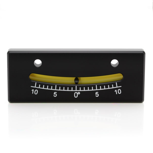 BI-10 – Ball inclinometer, +/-10 degrees