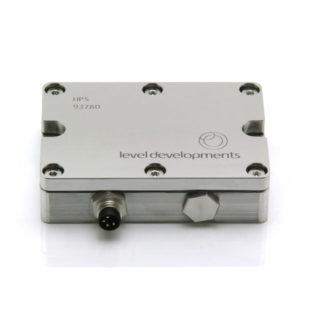 HPS-60-2-485 – Precision inclinometer, single axis, ±60°, RS485, with temperature compensation