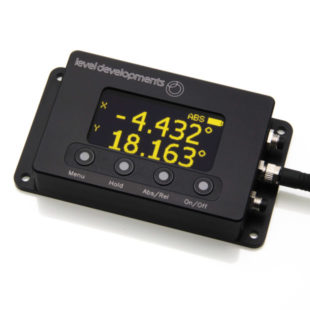 IDS – OLED Inclinometer Display System