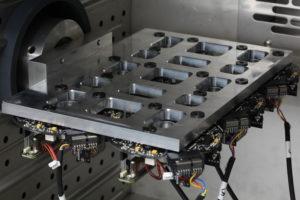 Inclinometer sensors Machine Jig
