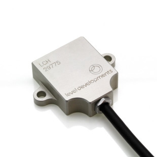LCH-45 – Inclinometer sensor, dual axis, ±45°, RS232 output