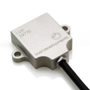 LCH-A-S-45-C – Inclinometer sensor, single axis, ±45°, 4-20mA Output