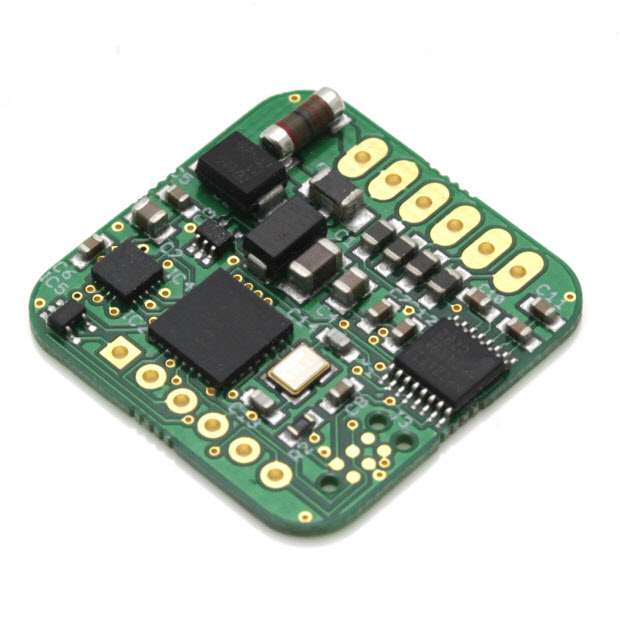 LCP-45 – Dual Axis Inclinometer Sensor ±45°, UART and RS232 output