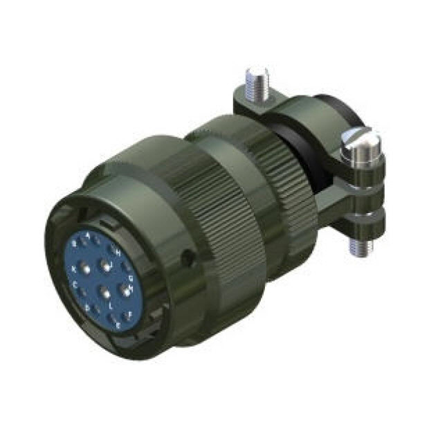 LSO-CONN – Connector, for LSO type inclinometers