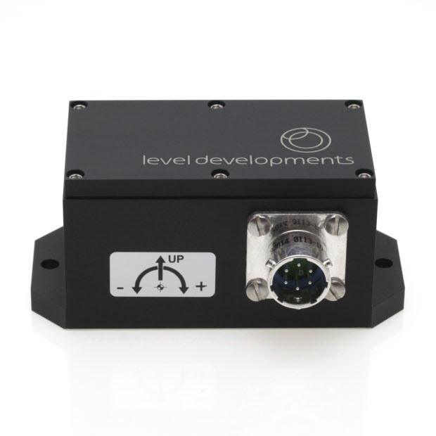 LSOC-30-C – LSO Military Inclinometer Sensor, ±30°, output 4-20mA