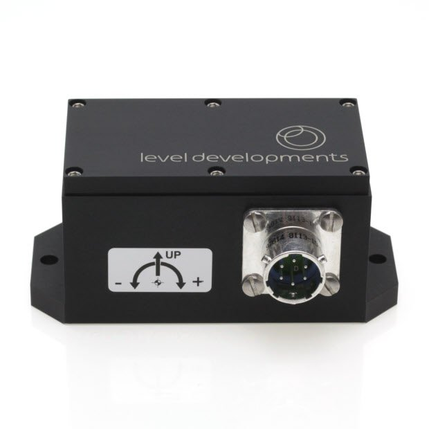 LSOC-3-C – LSO Inclinometer sensor, ±3°, output 4-20mA