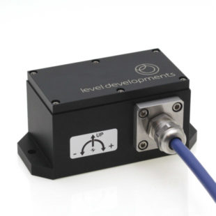 LSOC-14.5-A – LSO Inclinometer sensor, ±14.5°, output ±5V