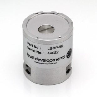 LSRP-1 – LSR Inclinometer sensor, ±1°, output ±5V
