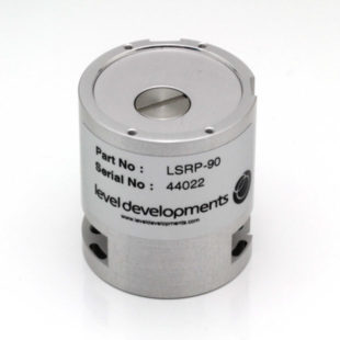 LSRP-14.5 – LSR Inclinometer sensor, ±14.5°, output ±5V