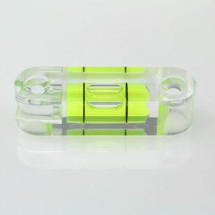 SF55 – Acrylic screw on level, 55mm long, sensitivity 34'/2mm
