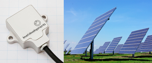 Inclinometers for Photovoltaic (PV) Trackers