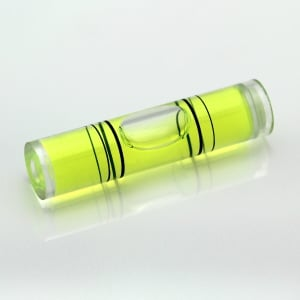 Plastic Cylindrical Vials