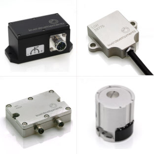 Inclinometer Sensor & Tilt Sensor